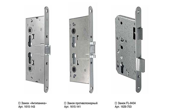 технические двери комплектация