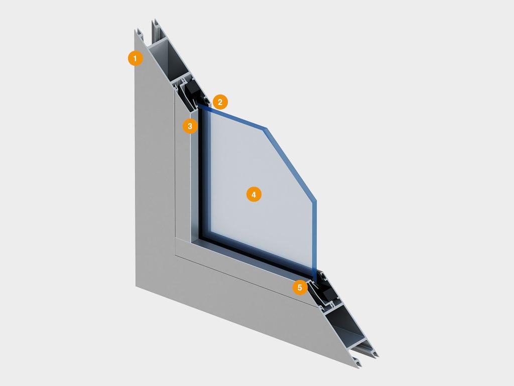 Автоматические двери конструкция